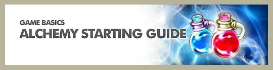 Alchemy Guide Fiesta Online