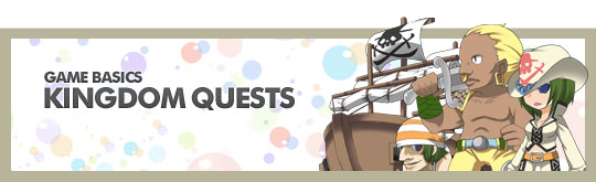 Kingdom Quest Guide Fiesta Online