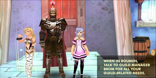 Guild Master Fiesta Online