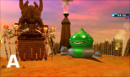 Kingdom Quest Counterattack of King Slime