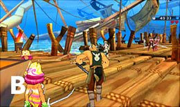 Kingdom Quest Wrath of Piracy Mara Fiesta Online