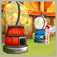 Lucky House Capsule Machine Fiesta Online