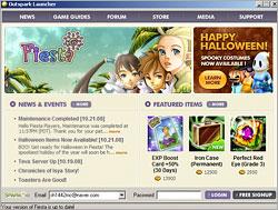 Launcher Fiesta Online