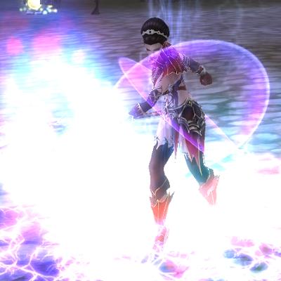 Zauberin Skill: Chaos Nova