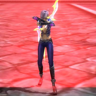 Ex-Assassin Skill: Burn Out