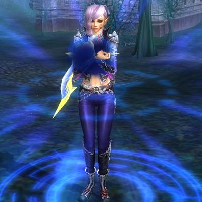 Ex-Assassin Skill: Dark Energy
