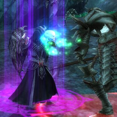 Schattenpriester Skill: Fluch des Blutes