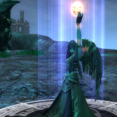 Schattenpriester Skill: Illusionsaura
