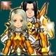 Yellow Dragon Warrior Suit (+5% Dmg)(+5% Def)(+7% Crit)(30 days)