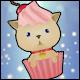 Cupcake Kätzchen (+30 Stats)(30 Tage)