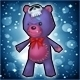 Bernie the cursed bear (Permanent)