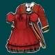 Red Wine Tuxedo/Dress (+5% Crit)(30 days)