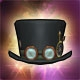 Victorian Steampunk Hat (+3% Def)(30 days)