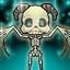 Mini Skelett Herrscher (+20 Stats)(30 Tage)