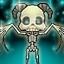 Mini Skull Overlord (+20 Stats)(30 days)