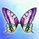 Schmetterlingsflügel (+2% Krit)(30 Tage)