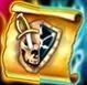 Amulett der Macht [+20% Schaden und Verteidigung][1 Stunde][10 Stück]