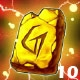 Super Goldenes Juwelen Paket 5