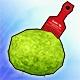 Blobs grüner Afro (+2% Krit)(30 Tage)