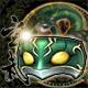 Jade Warrior Mask (+2% Crit)(30 days)