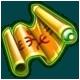 Skill Reset Scroll (10 Units)