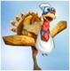 Turkey Mount (Speed 200)(30 days)