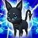 Blacky the cat (Speed 200)(Permanent)