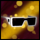 Red Swag Sunglasses (+4% Dmg)(+4% Crit)(30 days)