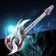 Hellway Guitar (+10% Def)(+4% Eva)(30 days)