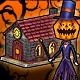 Haunted Clock Mini House (Multi)(30 Days)