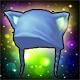 Blaue Kätzchen Haube (+4% Zielgenauigkeit)(30 Tage)