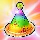 Fiesta Party Hat (2% Crit)(30 days)