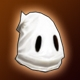 Ghost Mask (3% Crit)(30 Days)