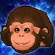 Hanging Orangutan (+4% Crit)(30 days)