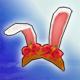 Bunny Ears (+3% Crit)(30 days)
