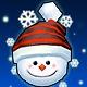 Snowman Hat (+4% Crit)(30 days)
