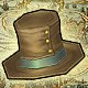 Steampunk Hat (+5% Defense)(30 days)