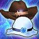 Blue Wild West Hat (+10% Def)(30 days)