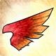 Phoenix Wings Hat (+4% Crit)(30 days)
