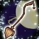 Love Witch Broom (4% Def)(30 Days)