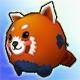 Mini Red Panda  (+6 Stats)(30 days)