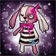 Aby the cursed bunny (4% Dmg)(30 days)