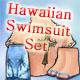 Hawaiian Swimsuit Set (12% Crit)(30 Days)