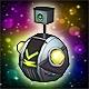 Mini Spybot (+2 Stats)(Permanent)