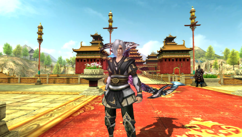Loong Dragonblood Screenshot