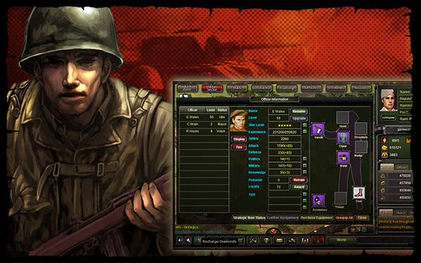 War2Glory Screenshot